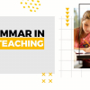 Grammar in EFL teaching