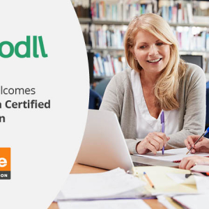 Moodle adds Poodll tools for language learning to its suite of Certified Integrations for Moodle LMS