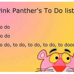 Never mind a 'To-do' list, here's a 'Ta-da' list!