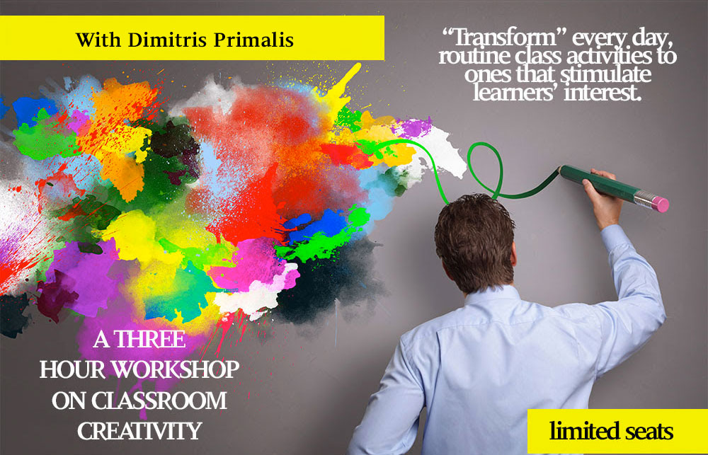 Creativity Workshop Primalis