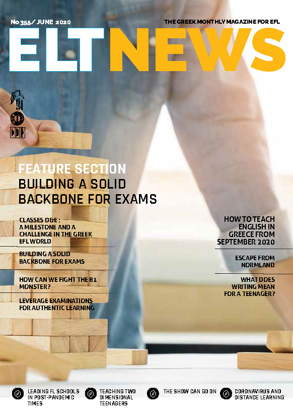 Eltnews June 2020 Cover